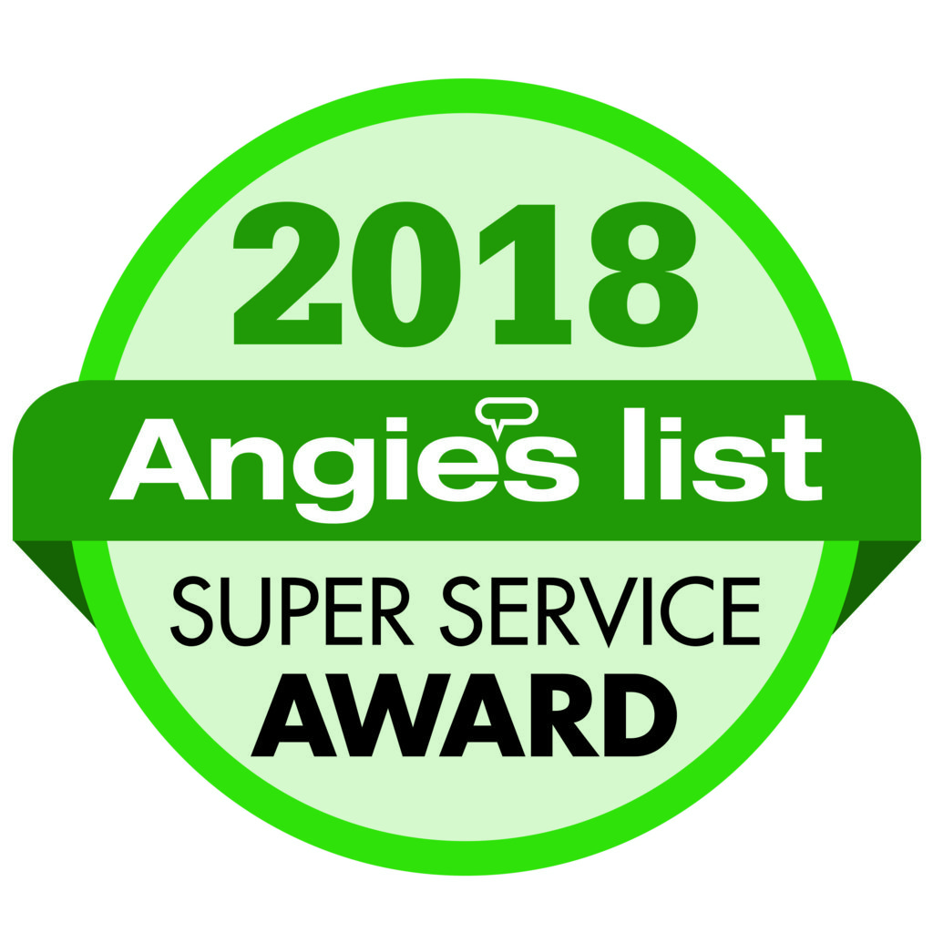 2018 Angie's List Super Service Award to JCM Building Services