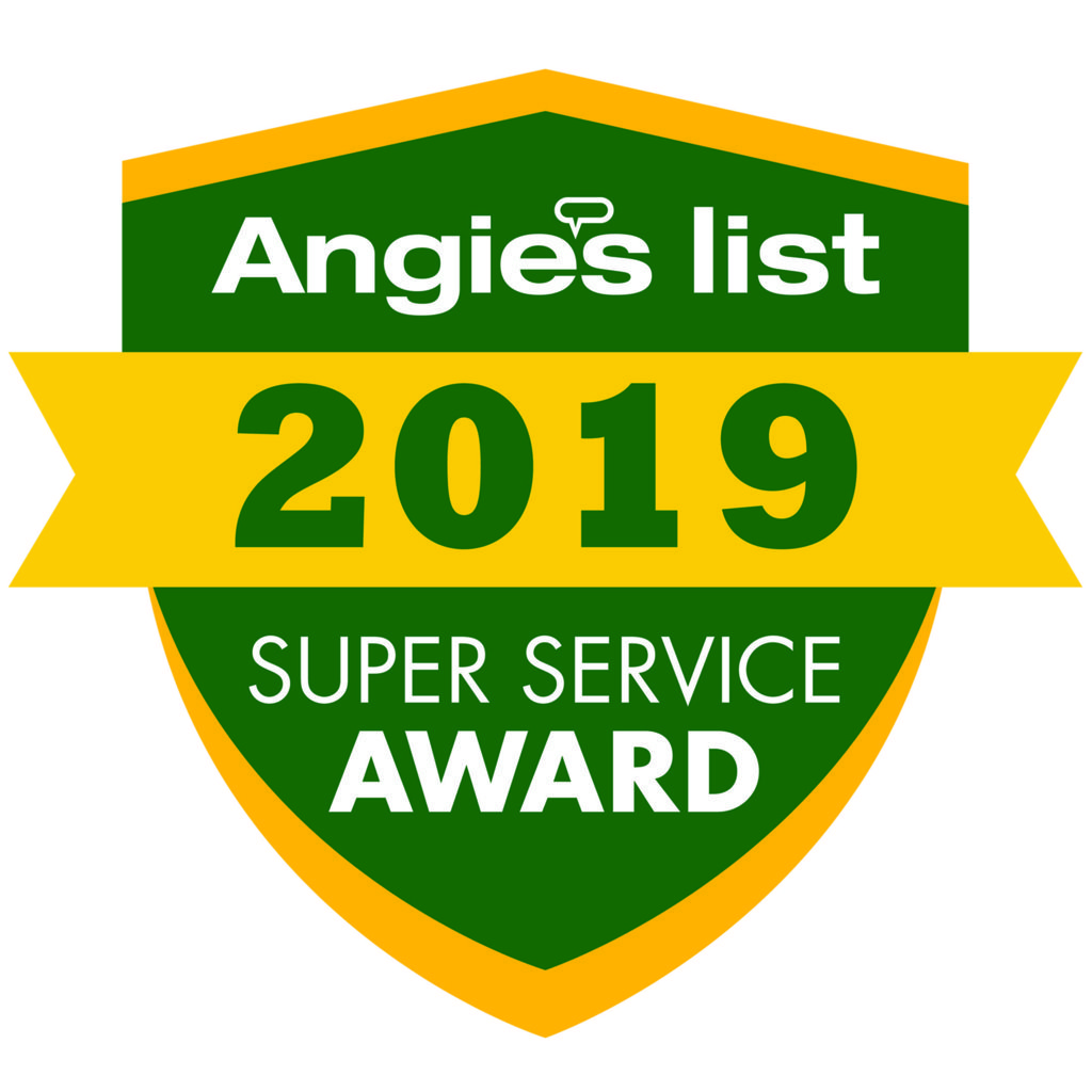 2019 Angie's List Super Service Award to JCM Building Services